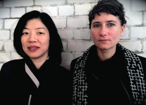 Lydia Yee and Anna Colin